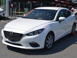 Mazda Mazda3 2015 0.9%*17,681.KM*SKYACTIV*AC*BLUETOOTH*AUTOMATIQUE