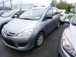Mazda Mazda5 GS, JAMAIS ACCIDENTÉ ET EN BONNE CONDITION 2010 EXCELLENTE FAMILIALE!