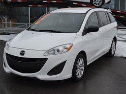 Mazda Mazda5 2014 14 440 KM*0.9%*AC*GR.ELECT*MAGS*