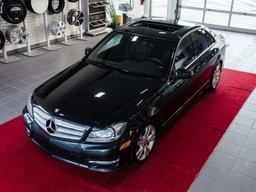 Mercedes-Benz C-Class 2012 C300 4Matic TAUX CERTIFIÉE À PARTIR DE 0.6%!!!