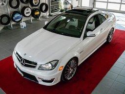 Mercedes-Benz C-Class 2012 C63 AMG TAUX CERTIFIÉE À PARTIR DE 0.9%!!!