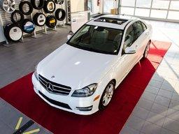Mercedes-Benz C-Class 2014 C300 4Matic TAUX CERTIFIÉE À PARTIR DE 0.6%!!!