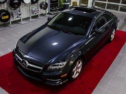 Mercedes-Benz CLS-Class 2012 CLS550 4Matic TAUX CERTIFIÉE À PARTIR DE 0.9%!!!