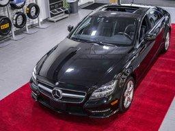 Mercedes-Benz CLS-Class 2012 CLS550 4Matic TAUX CERTIFIÉ À PARTIR DE 0.9%