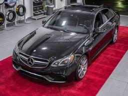 Mercedes-Benz E-Class 2014 E63 AMG 4Matic Comme Neuve !!