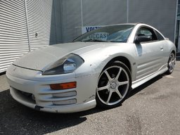 Mitsubishi Eclipse GT MAGS 18 POUCES ET AUTRES 2000