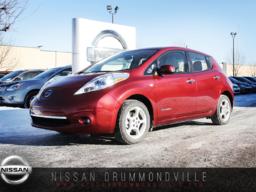 2012 Nissan Leaf SV-ÉLECTRIQUE -160 KM D'AUTONOMIE + ZÉRO ÉMISSION! 160 KM D'AUTONOMIE !!!