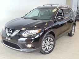 2014 Nissan Rogue SL / AWD / CUIR / TOIT PANNORAMIQUE!
