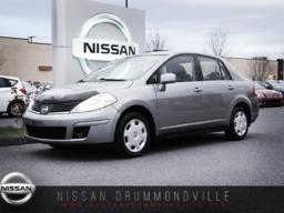 Nissan Versa S-BAS MILLAGE-GROUPE ÉLECTRIQUES 2007