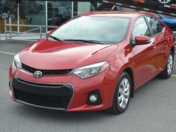 Toyota Corolla 2014 S*AC*CRUISE*BLUETOOTH*SIÈGES CHAUFFANT*