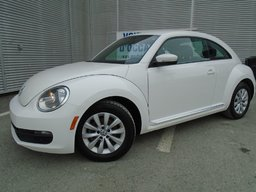 Volkswagen Beetle Coupe 2013 TDI GARANTIE VOLKS JAMAIS ACCIDENTÉ DIESEL