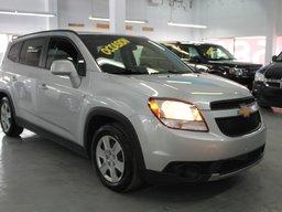 Chevrolet Orlando LT 2012 VÉHICULE CERTIFIÉE