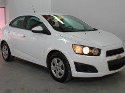 Chevrolet Sonic LT - PNEU HIVER - AUTOMATIQUE 2012 AUTOMATIQUE