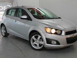 Chevrolet Sonic LT - HATCH/BACK 2014 TOIT OUVRANT - CAMERA RECUL - ROUE 17''