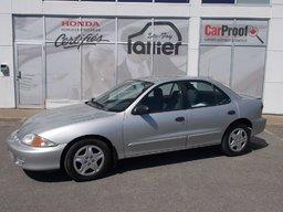 Chevrolet Cavalier LS 2002 INSPECTÉ