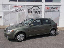 Chevrolet Optra 5 LS 2004 INSPECTÉ