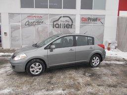 Nissan Versa  2007 INSPECTÉ