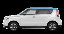 Kia Soul EV ev-luxe 2018