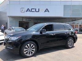 2015 Acura MDX NAVI   OFFLEASE   1OWNER   TINT   NEWBRAKES