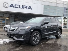 2016 Acura RDX ELITE   NAVI   TINT   ONLY46000KMS   3.3%