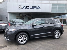 2016 Acura RDX TECH   NEWTIRES   NEWBRAKES   OFFLEASE   TINT