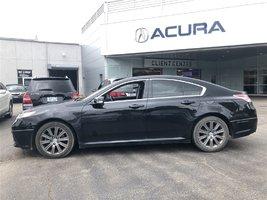 2013 Acura TL TECH   NAVI   NOACCIDENTS   305HP   3.4%   TINT