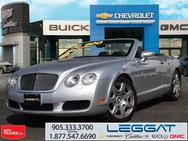 2008 Bentley Continental GTC 2DR Conv
