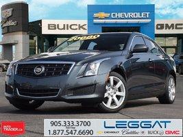 2014 Cadillac ATS 2.5L/CPO
