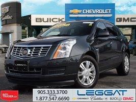 2014 Cadillac SRX LUXURY/NAV/CUE/CPO/SUNROOF
