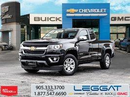 2015 Chevrolet Colorado LT/ LUXURY PACKAGE