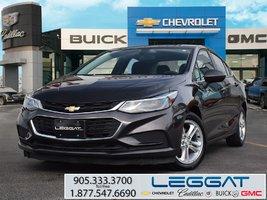 2016 Chevrolet Cruze LT TECHNOLOGY & CONVENIENCE PKG