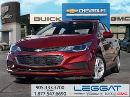 2018 Chevrolet Cruze LT/TECHNOLOGY & CONVENIENCE PGK.