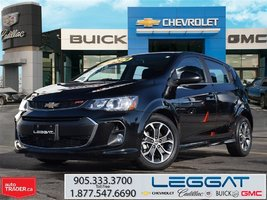 2017 Chevrolet Sonic LT  Bluetooth/Apple Carplay/ Rr. Camera