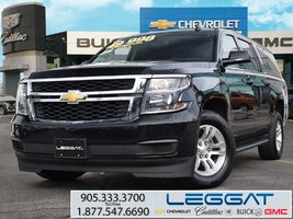 2018 Chevrolet Suburban LS/LEATHER & HEATED FRONT SEATS