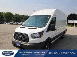 2017 Ford Transit Cargo Van T-250 9000 GVWR S
