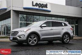 2013 Hyundai Santa Fe Sport Limited AWD XL 7 PASSENGER