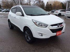 2015 Hyundai Tucson GLS..ONE OWNER..CLEAN CARPROOF