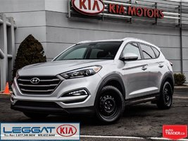 2016 Hyundai Tucson Premium - Blindspot Det, Backup Cam, Heated Seat