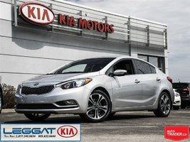 2014 Kia Forte EX - VERY Low KM, Alloy Wheels, Rearview Cam
