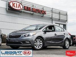 2015 Kia Forte LX - Alloy Wheels, Heated Seats, Bluetooth
