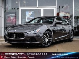 2014 Maserati Ghibli Only 39708 kms!!
