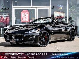 2013 Maserati GranTurismo ONLY 34852 KMS!!
