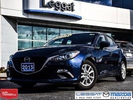 2015 Mazda Mazda3 GS SPORT AUTOMATIC