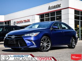 2015 Toyota Camry XSE WITH ONLY 22385 KMS!!