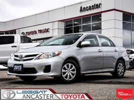 2013 Toyota Corolla CE- ENHANCED CONVENIENCE PACKAGE  WITH MOONROOF