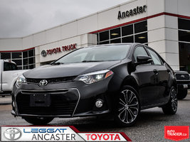 2015 Toyota Corolla S - TECHNOLOGY PACKAGE