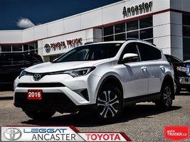 2016 Toyota RAV4 LE- UPGRADE PACKAGE
