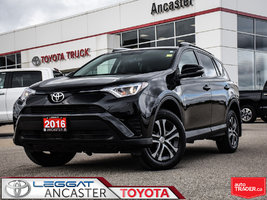 2016 Toyota RAV4 LE - upgrade with only 19424 kms!!