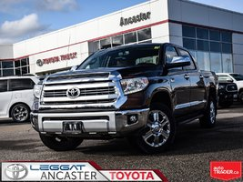2014 Toyota Tundra Platinum 5.7L V8 ONLY 42697 KMS!!