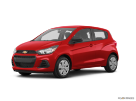 2018 Chevrolet Spark LS Manual